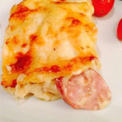 German Lasagna - RecipeNode.com