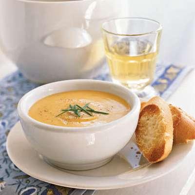 Golden Winter Soup - RecipeNode.com