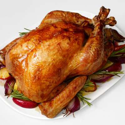 Good Eats Roast Turkey - RecipeNode.com