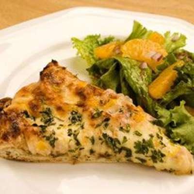 Gourmet Chicken Pizza - RecipeNode.com
