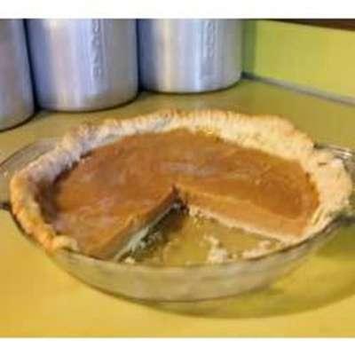 Grandma's Butterscotch Pie - RecipeNode.com