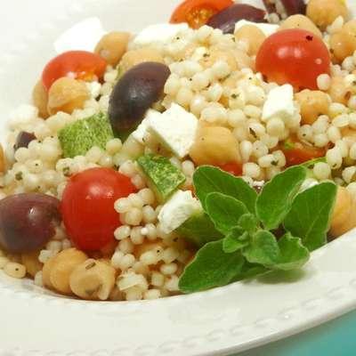 Greek Couscous - RecipeNode.com