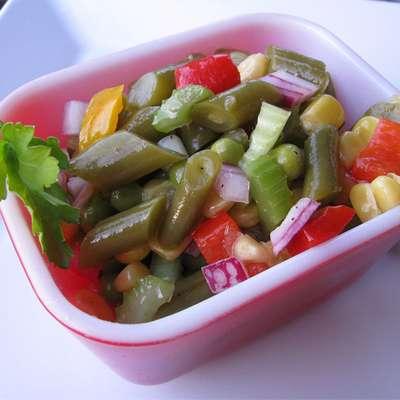 Green Bean Salad - RecipeNode.com