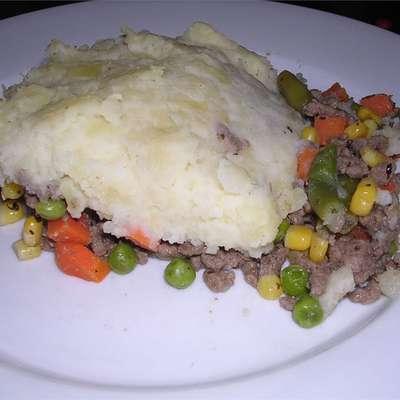 Ground Beef Shepherd's Pie - RecipeNode.com