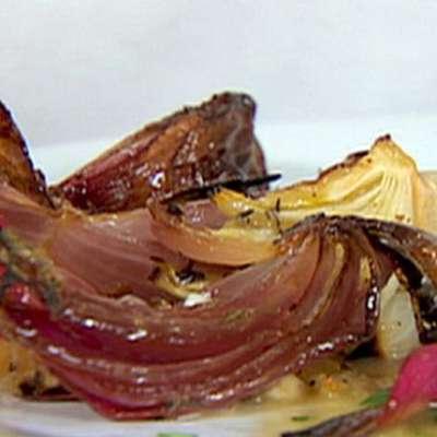 Herb-Roasted Onions - RecipeNode.com