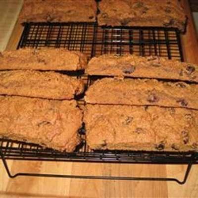 Hermit Bar Cookies - RecipeNode.com
