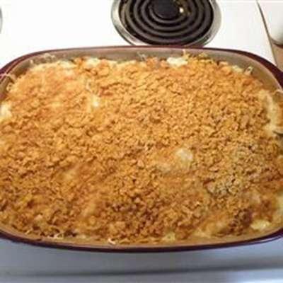 Holly's Chicken Cordon Bleu Casserole - RecipeNode.com
