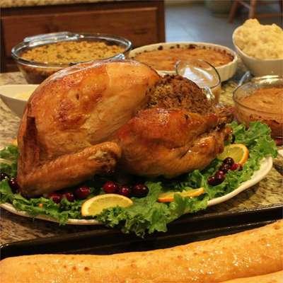Homestyle Turkey, the Michigander Way - RecipeNode.com