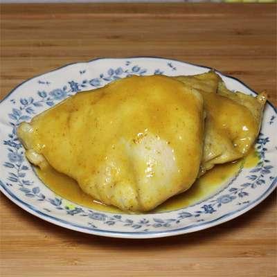 Honey Baked Chicken - RecipeNode.com