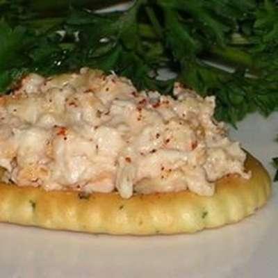Hot Crab Dip - RecipeNode.com