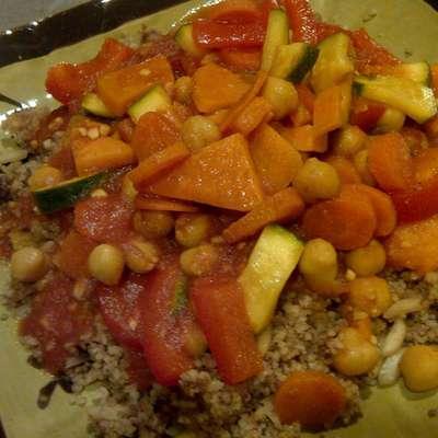 Israeli Moroccan Couscous - RecipeNode.com