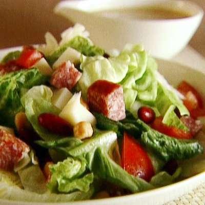 Italian Antipasto Salad - RecipeNode.com
