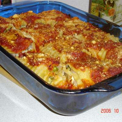 Italian Veggie Rolls - RecipeNode.com