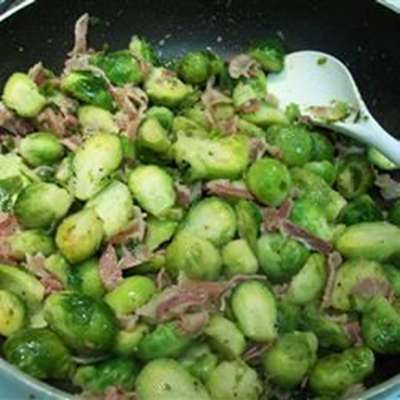 Jasmine's Brussels Sprouts - RecipeNode.com