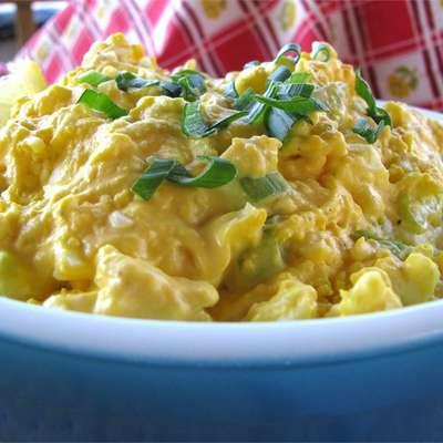 Jen's Heavenly Egg Salad - RecipeNode.com