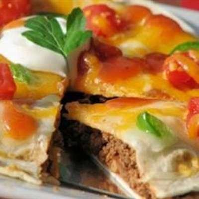 Jimmy's Mexican Pizza - RecipeNode.com