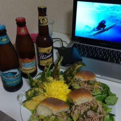 Kalua Pig in a Slow Cooker - RecipeNode.com
