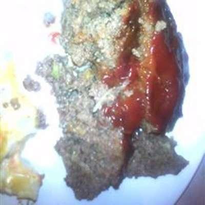 Kitchen Sink Meatloaf - RecipeNode.com