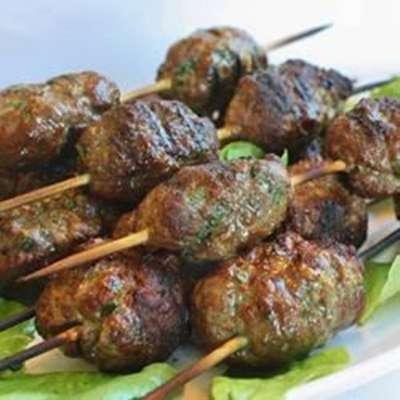 Kofta Kebabs - RecipeNode.com
