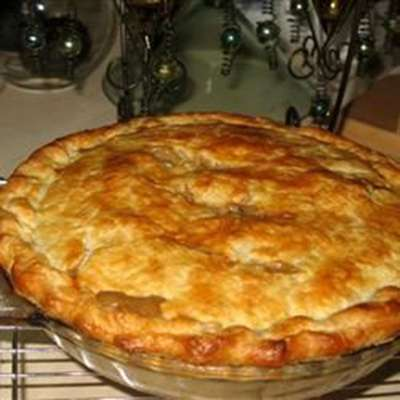 Left-Over Turkey Pot Pie - RecipeNode.com