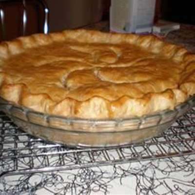 Leftover Pot Pie - RecipeNode.com