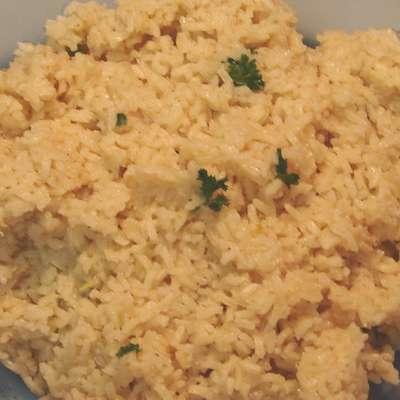 Lemony Rice Pilaf - RecipeNode.com