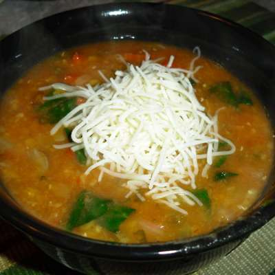 Lentil Soup for People Who Thought They Hated Lentils! - Meat Op - RecipeNode.com