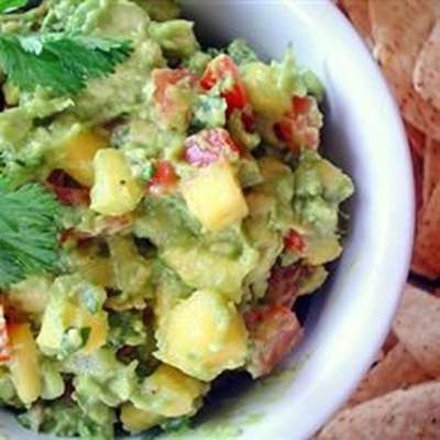 LuvAnn's Guacamole - RecipeNode.com