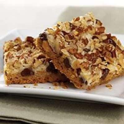 Magic Cookie Bars from EAGLE BRAND® - RecipeNode.com