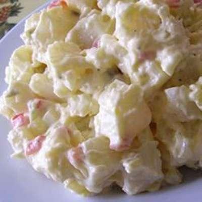 Mama's Potato Salad - RecipeNode.com