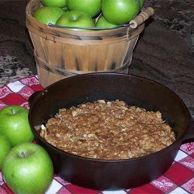 Maple Apple Crisp - RecipeNode.com