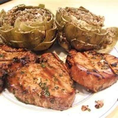 Marinated Tuna Steak - RecipeNode.com