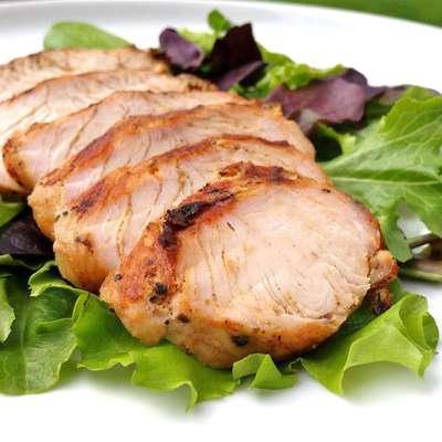 Marinated Turkey Breast - RecipeNode.com