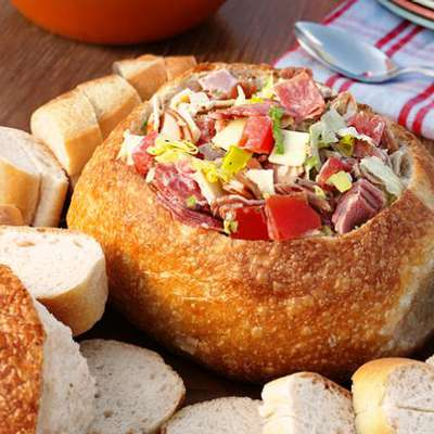 Mary Alice's Hoagie Dip - RecipeNode.com