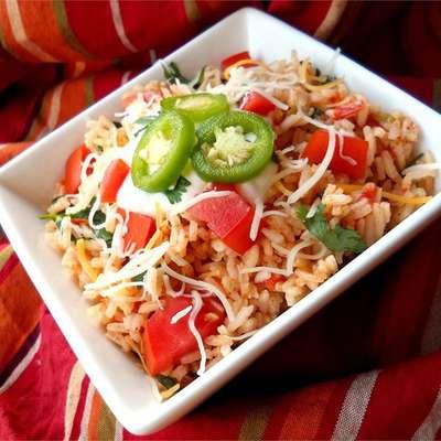 Mexican Rice III - RecipeNode.com
