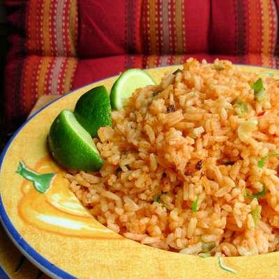 Mexican Rice - RecipeNode.com