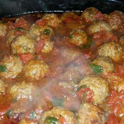 Mexican Style Meatballs - RecipeNode.com