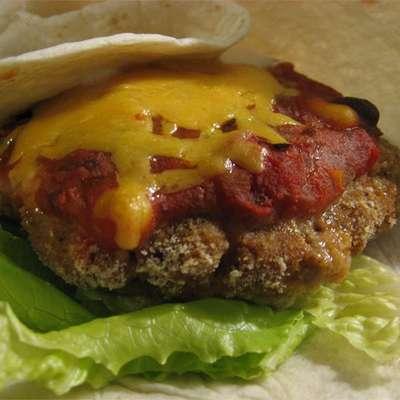 Mexican Turkey Burgers - RecipeNode.com
