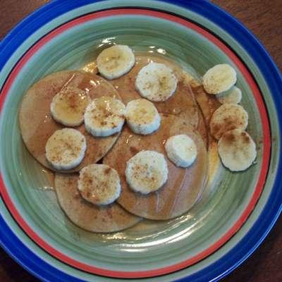 Milk Free Oatmeal Pancakes (Whole Foods) - RecipeNode.com