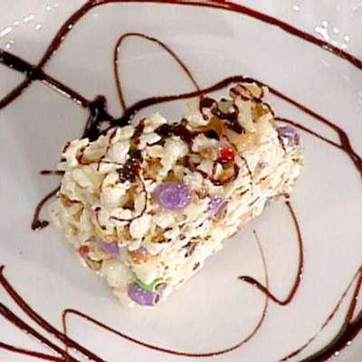 Miss Hilda's Popcorn Cake - RecipeNode.com