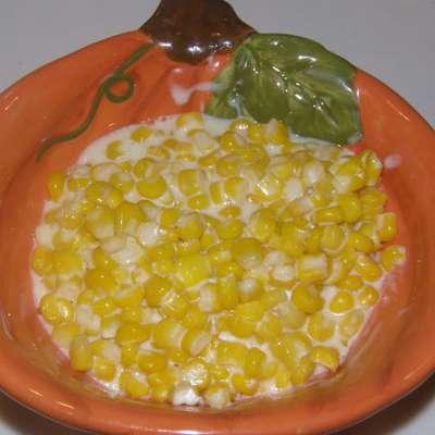 Mom's Famous Crock Pot Cream Corn - RecipeNode.com
