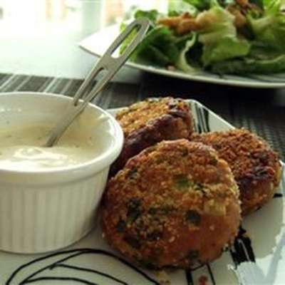My Crab Cakes - RecipeNode.com