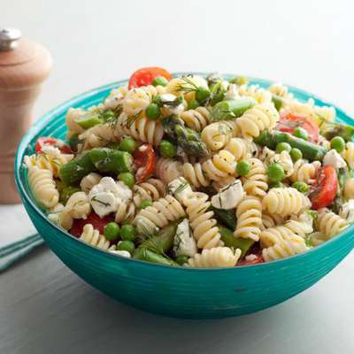 Neely's Lemon Pasta Salad - RecipeNode.com