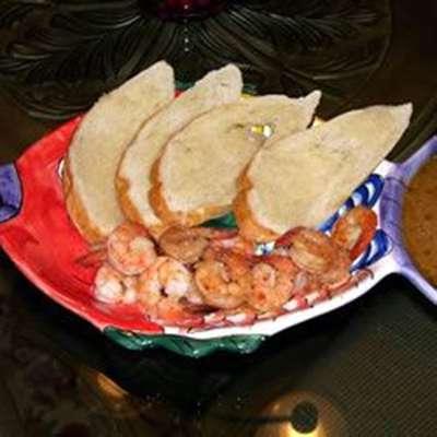 New Orleans Barbequed Shrimp - RecipeNode.com