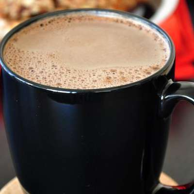 Nutella Hot Chocolate - RecipeNode.com