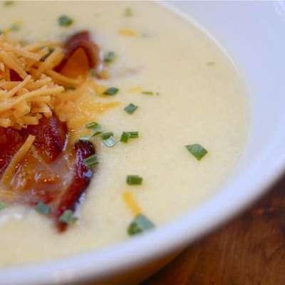 O'Charley's Loaded Potato Soup - RecipeNode.com