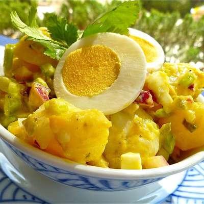 Old Fashioned Potato Salad - RecipeNode.com