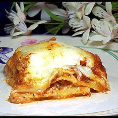 Our Lasagna - RecipeNode.com