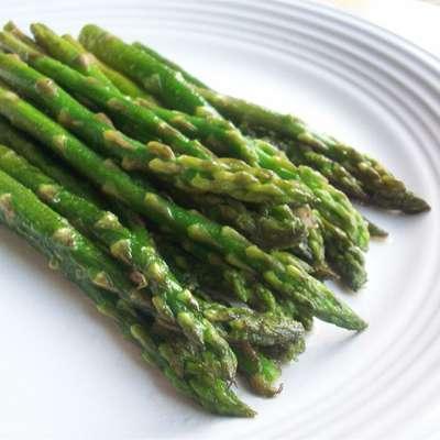 Pan-Fried Asparagus - RecipeNode.com