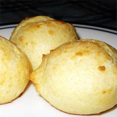 Parmesan Puffs - RecipeNode.com